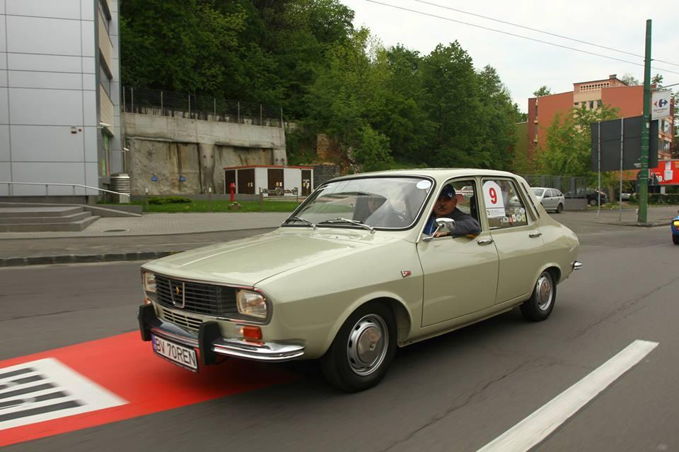 Intalnirea Nationala Dacia Clasic, Brasov, mai 2014