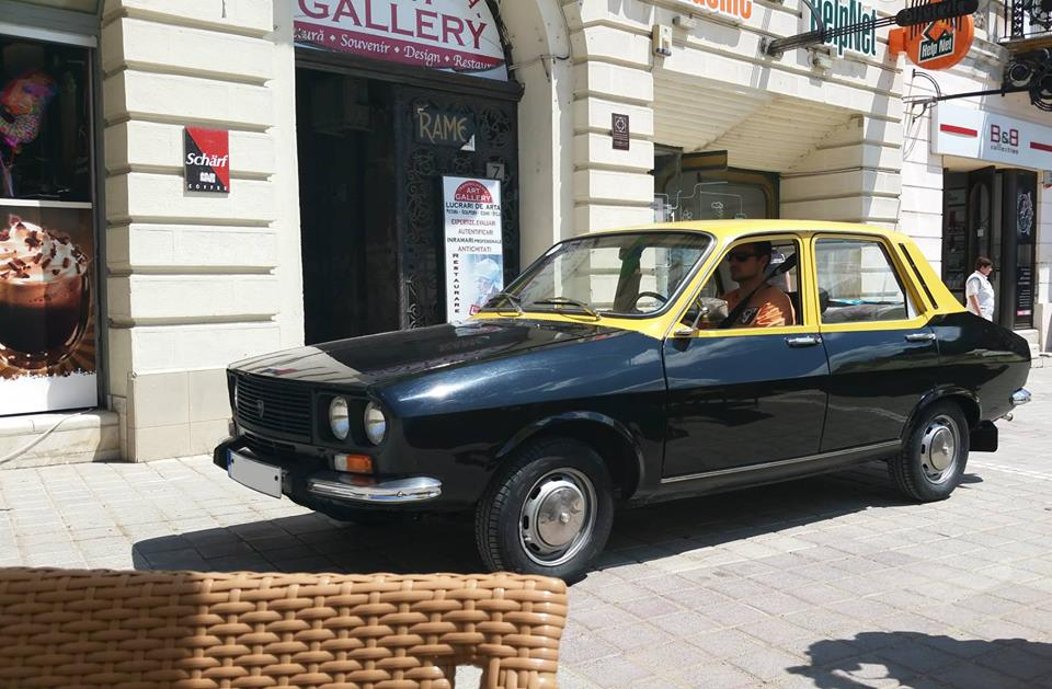 Dacia export Columbia
